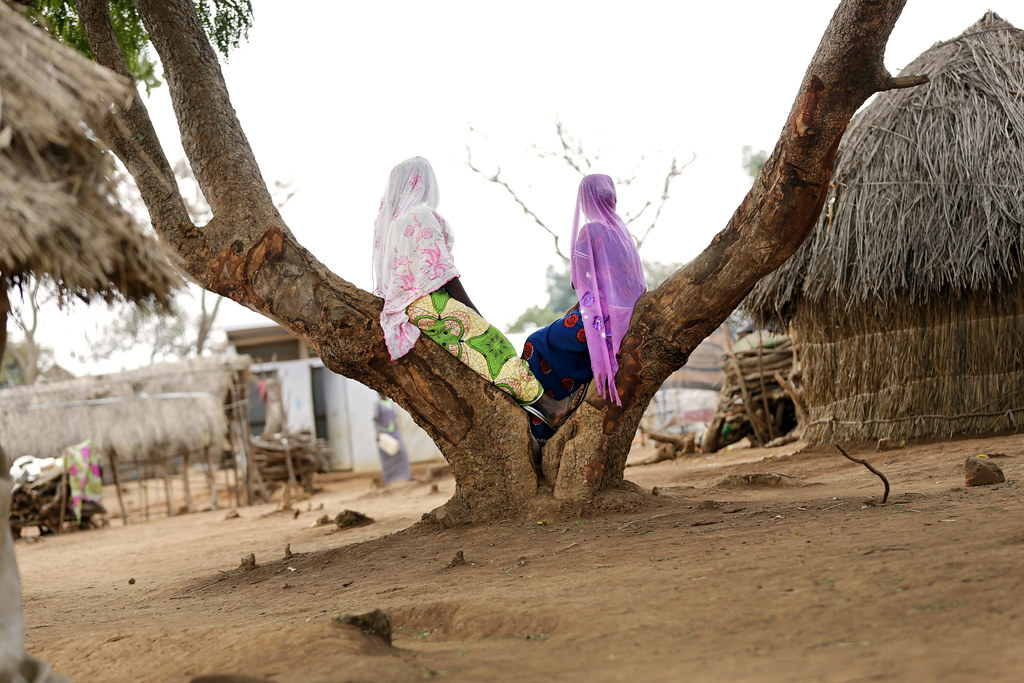 """""""This is not the life I wanted"""": Child brides rise among Cameroon refugees"""