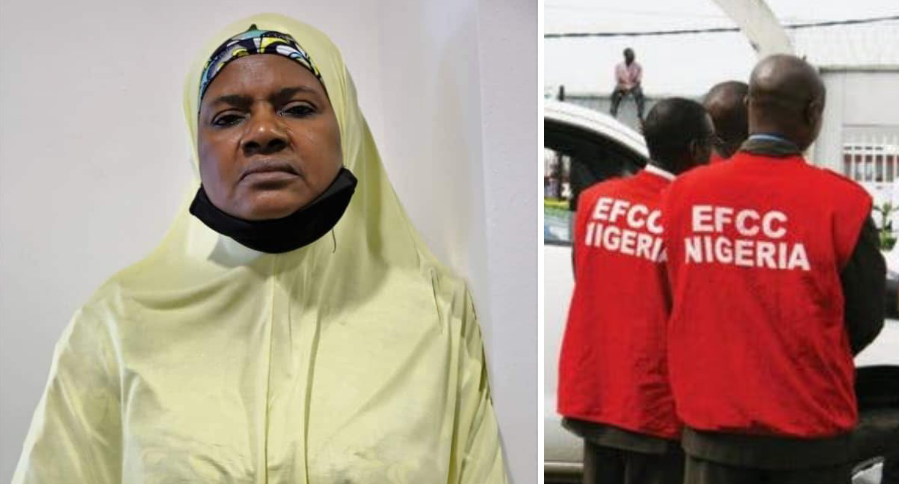 EFCC Arrests Woman For N3m Job Scam