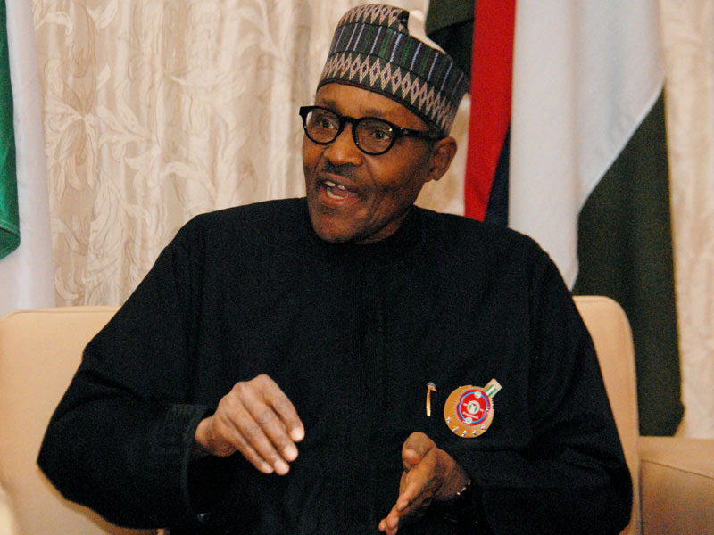 Buhari Seeks Approval to Reimburse Five States N148bn