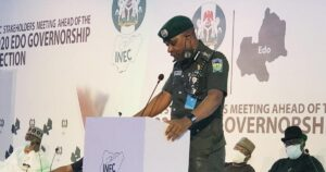 IGP Adamu deploys 31,000 police officers for Edo election [ARTICLE]