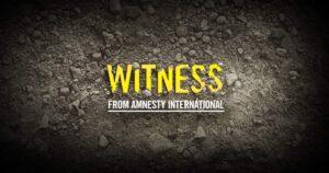 Witness from Amnesty International: Episode 5 – Bodo