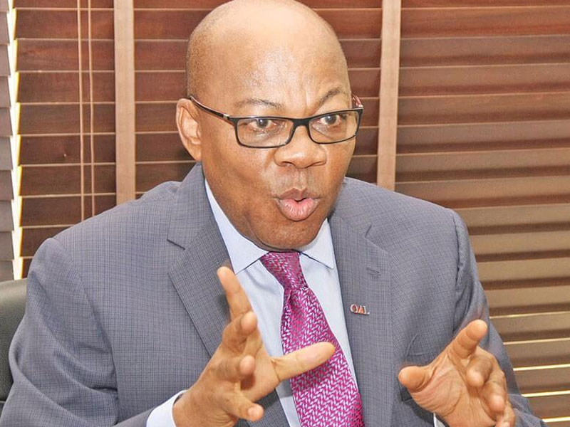 Agbakoba Urges Buhari to Harness N7tn Revenue in Maritime Sector