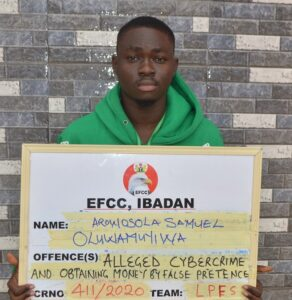 Two jailed for cybercrime in Abeokuta