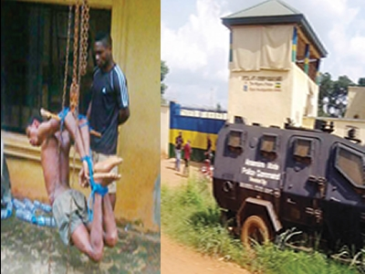 Breaking News | Breaking News How SARS Detention Centres In Nigeria Became 'Abattoirs'