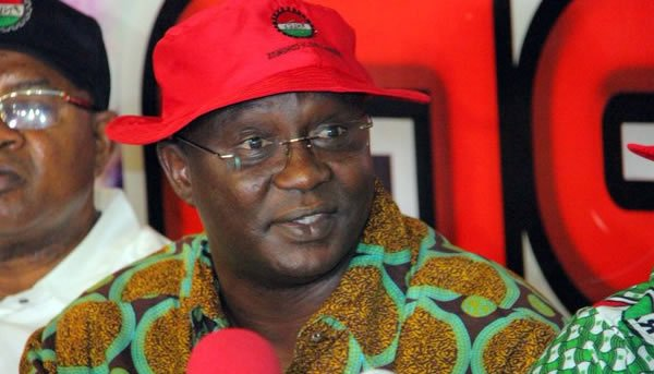 Stop issuing orders to stop protests, NLC President tells courts