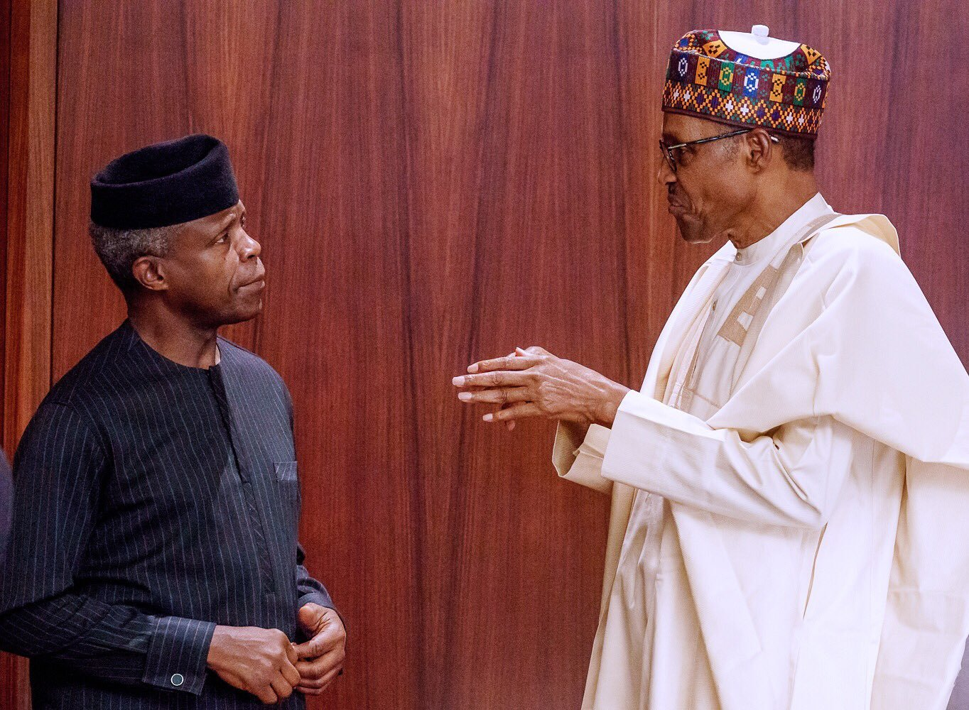 Follow Kebbi deputy governor's example, publish your assets, SERAP tells Buhari, Osinbajo