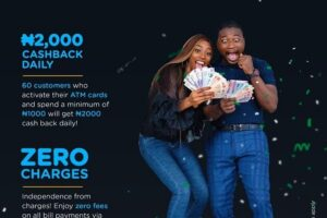 Independence Promo: Union Bank set to reward customers