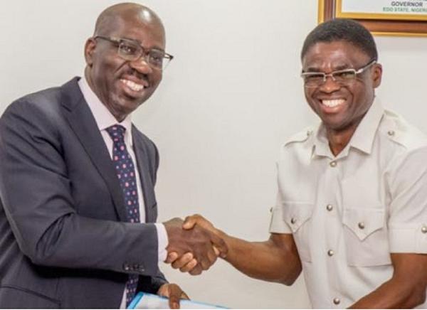 Obaseki, Shaibu, PDP evade service of petitions