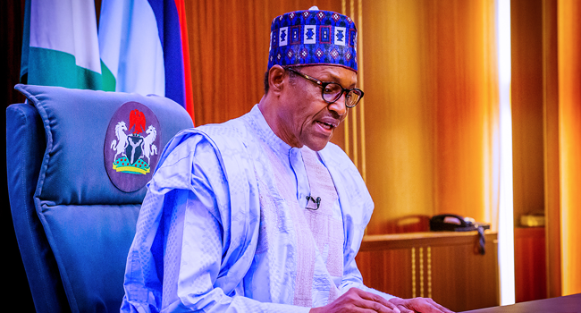 How To Handle Legislation You Have Misgiving About, By President Buhari – Channels Television