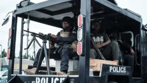 Police arrest 229 suspects over murder, arson, stealing, after #ENDSARS protests in Lagos