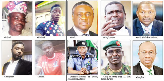 How AGF, CBN shield police, military from paying damages to victims of rights abuses – Punch Newspapers