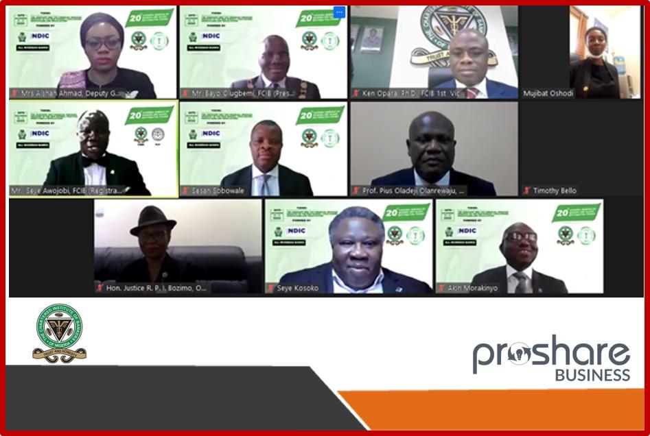 CIBN, CBN Governor Advocate Leveraging Tech to Improve Administration of Justice in Nigeria