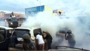 Candidate Kyagulanyi Teargased For Breaking Covid-19 Guidelines – Taarifa Rwanda