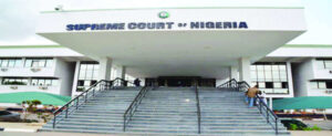 OVERVIEW OF JURISDICTIONS OF THE SUPREME COURT IN NIGERIA